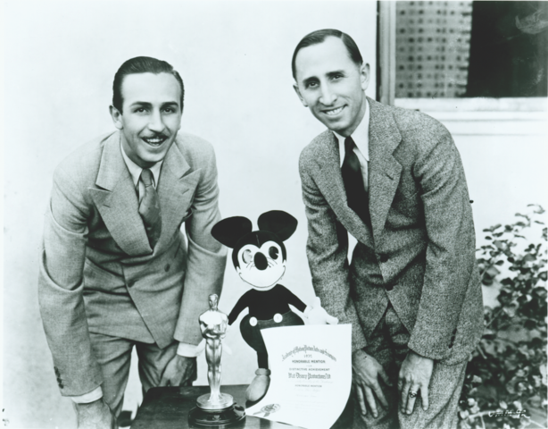 Disney is Founded