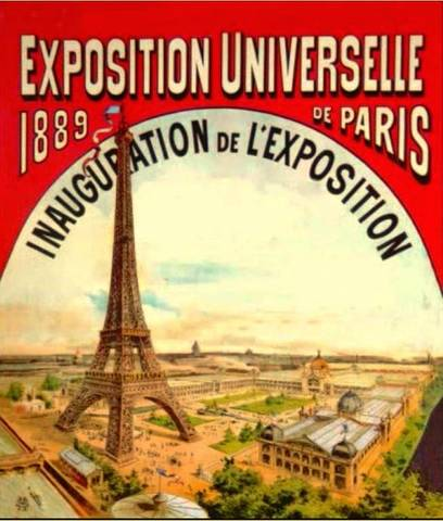EXPO UNIVERSAL DE PARIS