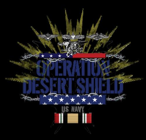 Persian Gulf War- Operation Desert Shield
