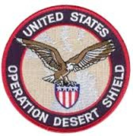 Operation Desert Shield