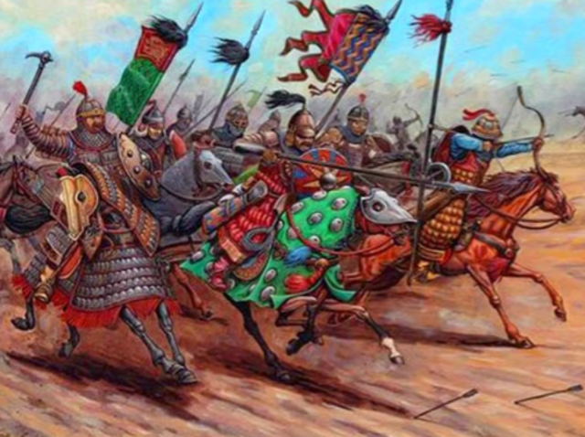 Mongol invasion of Russia