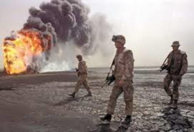 Iraq is warned to leave