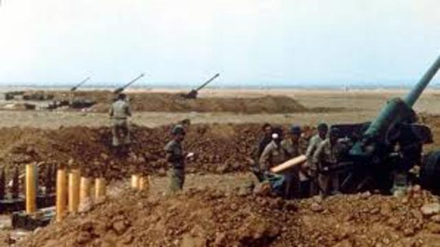Iraq Attack on Kuwait-Persian Gulf