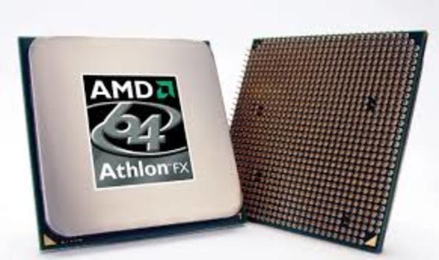 AMD PRESCOTT ATHLON 64