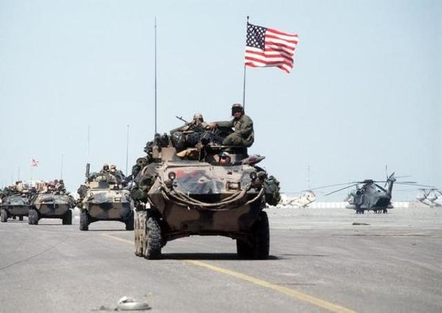 United States Arrive