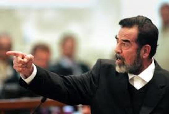 Persian Gulf - Saddam Hussein Orders Kuwait Invasion