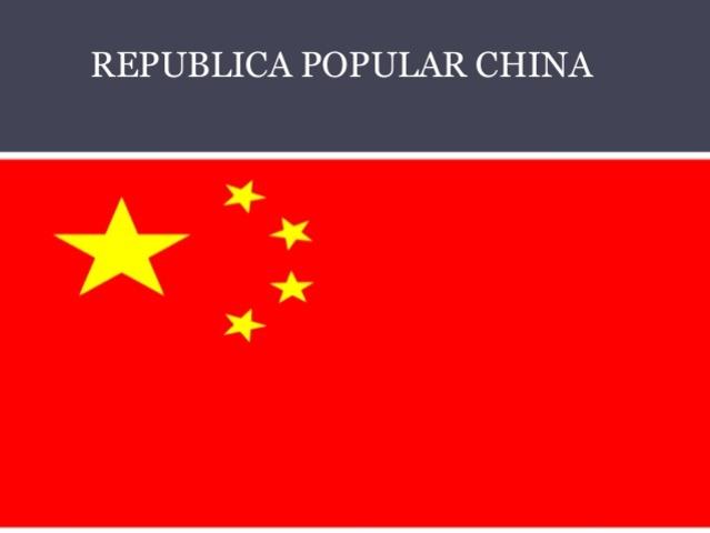 Revolucion comunista se toma china
