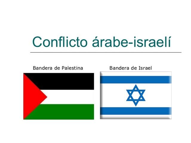 Fin de la guerra Palestina e Israel