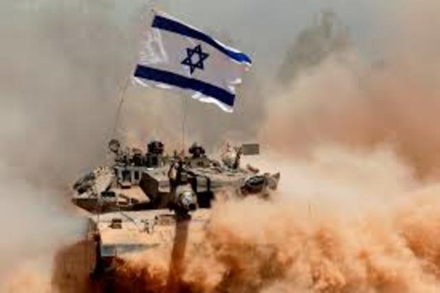 Israel decreta movilizacion de tropas