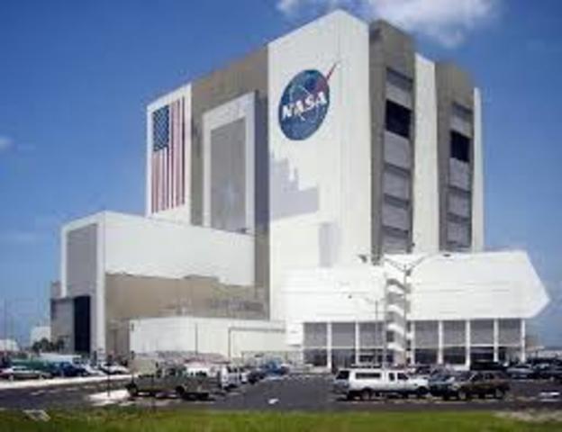 Creacion de la NASA