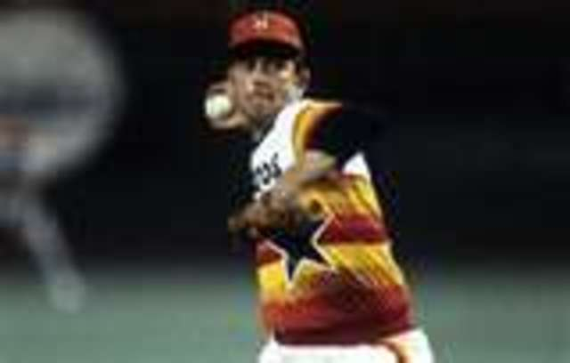 Houston Astro Nolan Ryan