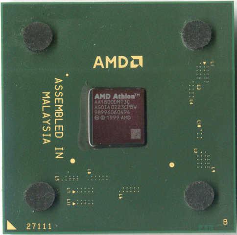 AMD Athlon XP.