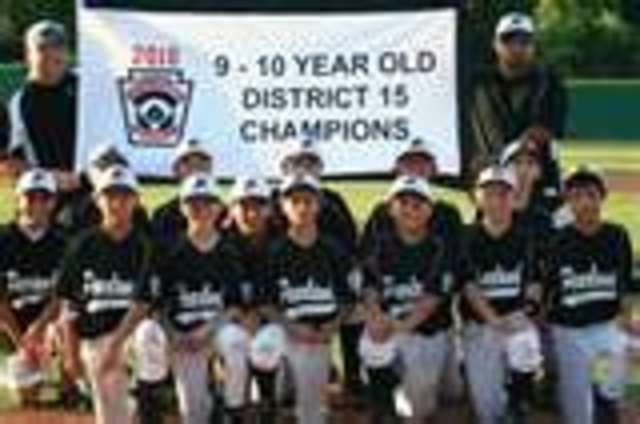 Pearland Little League Goes to the World Series