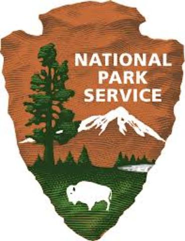US National Park Service founded