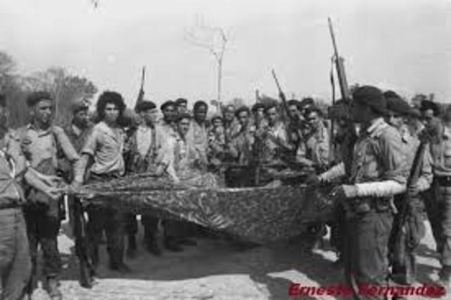 Invasion en bahia de cochinos