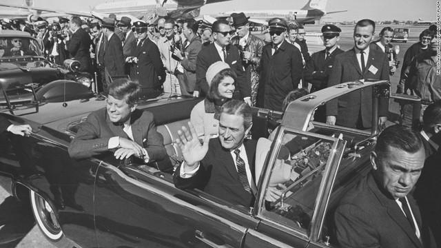 Muere Kennedy