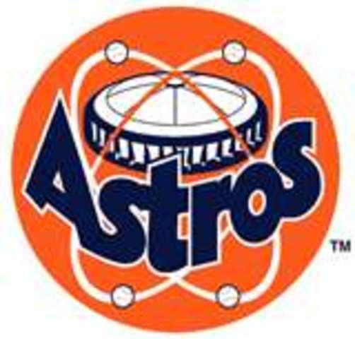 Colt .45s become Houston Astros