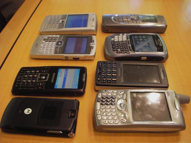 Big Data de teléfonos baratos