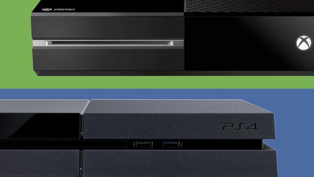 Play Station 4 vs Xbox One