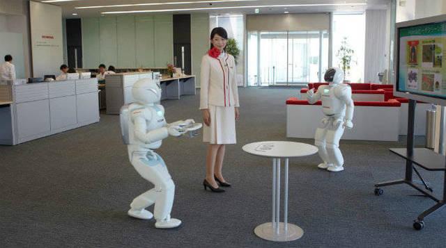 Robots ágiles