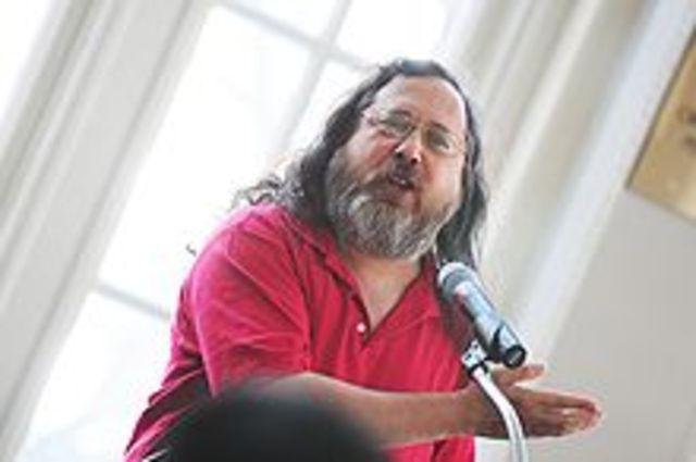 Richard Stallman - A Idéia de software livre.