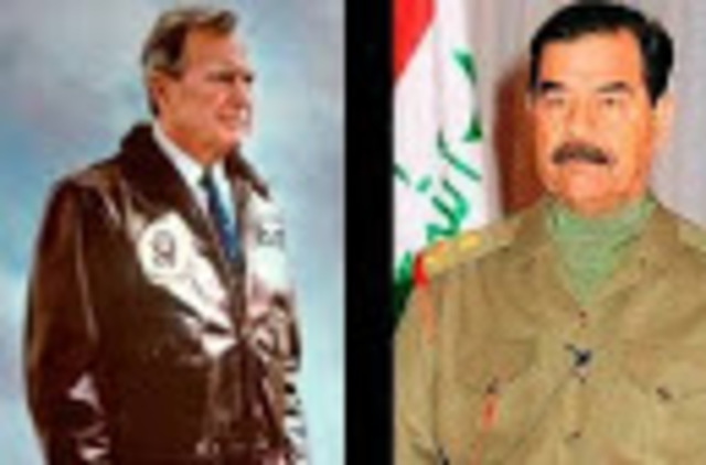 Persian Gulf War- Bush's Ultimatum