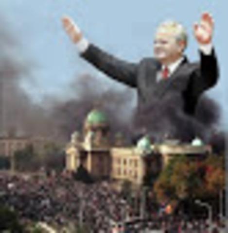 Bosnia- Slobodan Milosevic