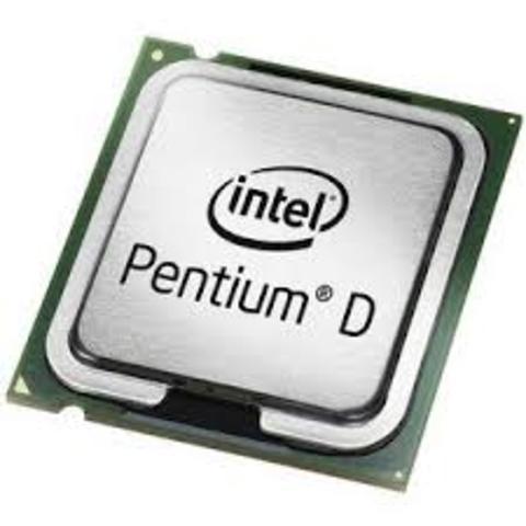 Variantes del Pentium D