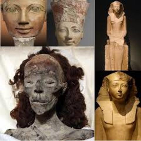 Reign of Queen Hatshepsut begins