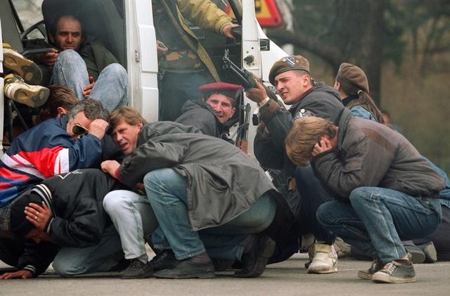 Attack of Sarajevo