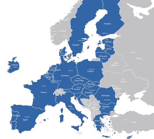 EU Recognizes Bosnia's Independence-Bosnia