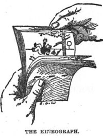 Kineograph/ Flip Book