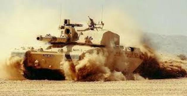 Persian Gulf - Operation Desert Sabre