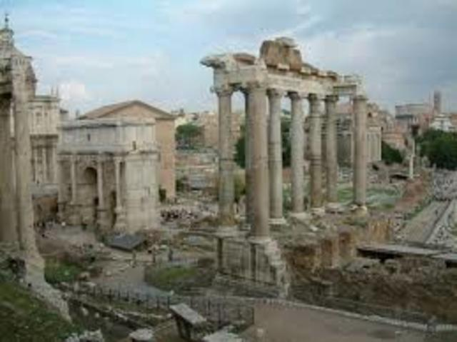 Roman Republic is established