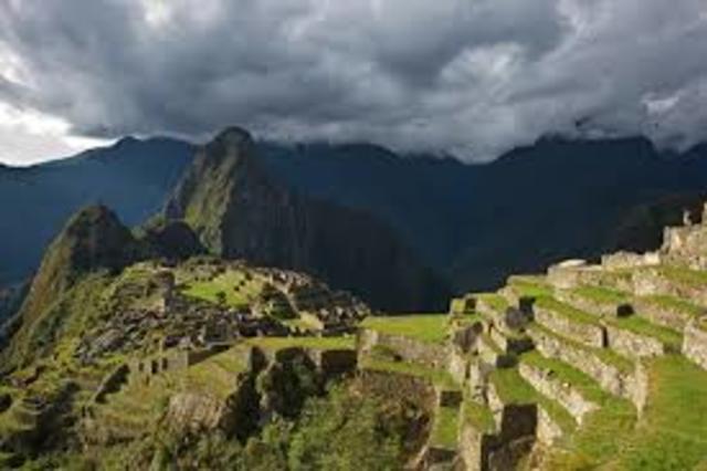 1438 C.E Incan Empire founded