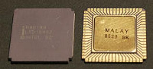 Procesadores 80186 y 80188
