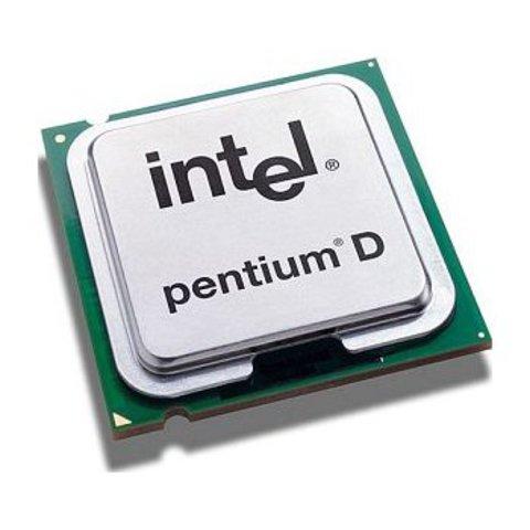 Inte Pentium D.