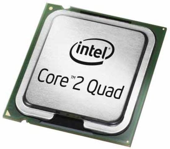 Intel Core 2 Quad.