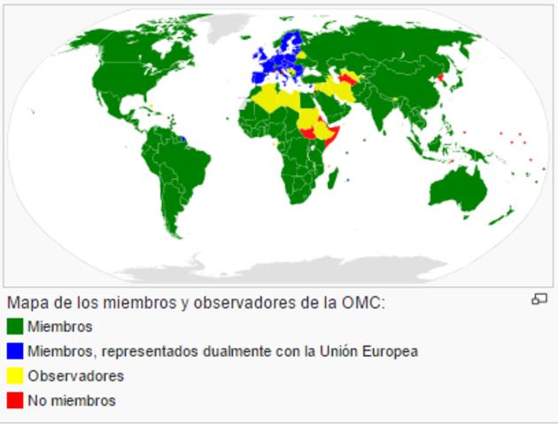 Nueva adhesión de países miembros