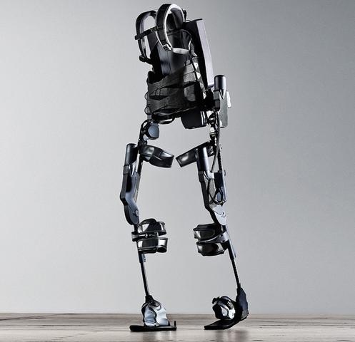 Tecnología de exoesqueletos