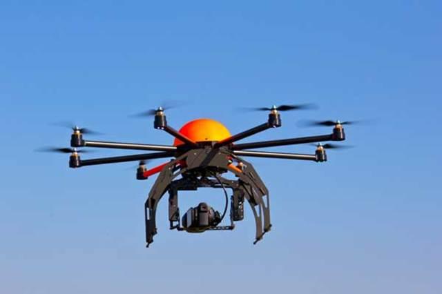 Drones completamente autónomos