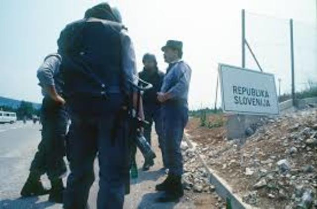 Yugoslavian Civil War