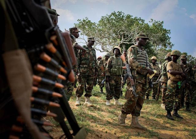 Somalia- Famine and a Civil War