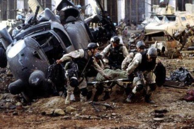 Somalia- U.S. Casualties in Mogadishu