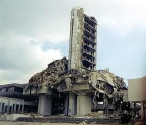 Sarajevo massacre