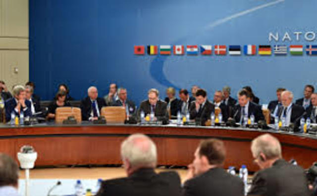 NATO Ends Serbian Conflict