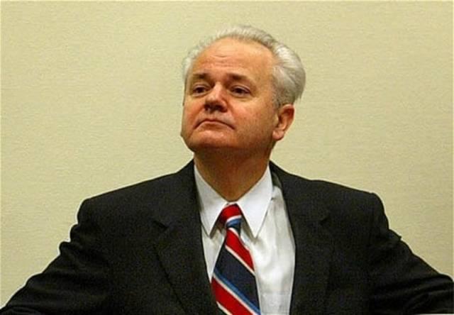 Milosevic Peace Talk-Bosnia