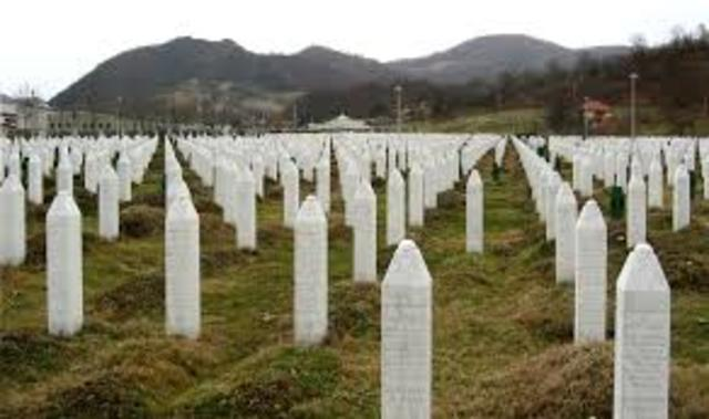 Srebrenica Massacre-Bosnia