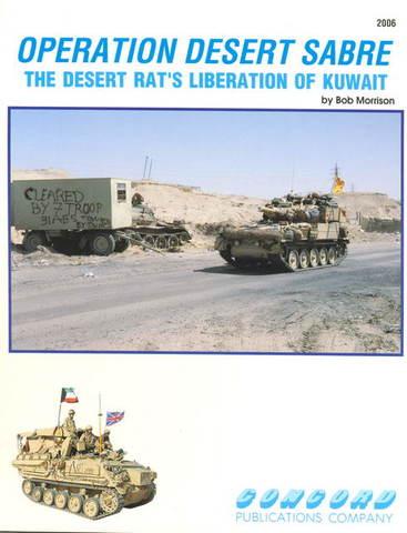 Persian Gulf- Operation Desert Sabre