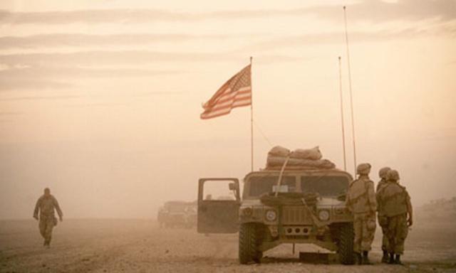 The Persian Gulf War ends